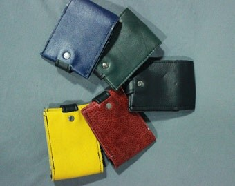Boot Wallets - NEW COLORS