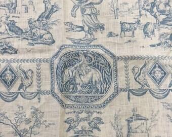"Marvic Textiles ""Empire"" Toile Fabric"