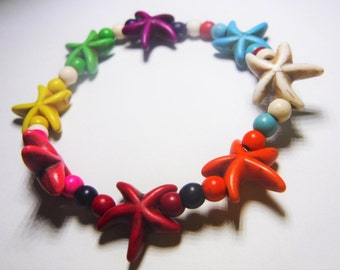 Star Stretchy Bracelet