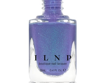 Wallflower -Periwinkle-Purple Shimmer Nail Polish