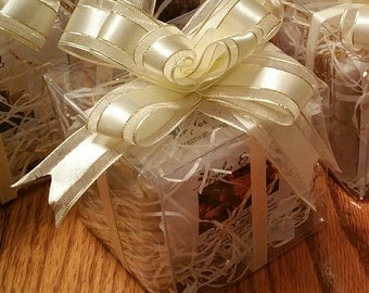 2 Bars of Goat Milk Soap in a Gift Box Choose Your Own Scent