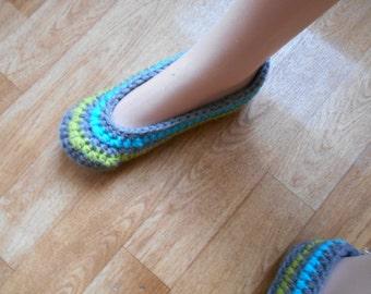 woman crochet loafers,ladies crochet loafers ,woman crochet  slippers
