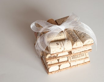 Wine Cork Coaster, Wine Coasters 4 Set Happy Mothers day,  Wine Decor, Wine Gift, Wine Glasses