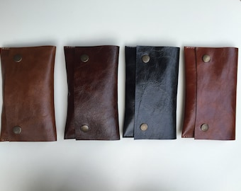 Tobacco Pouch  / Pipe Tobacco Pouch / Leather Pouch