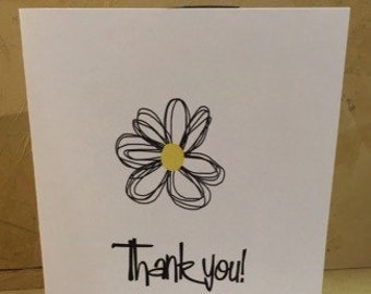 Set of 10 Thank You Cards