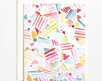 Festivity - A2 Greeting Card
