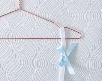 Zara Bridal Garter - Blue