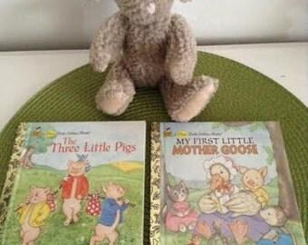 Nursery Rhymes My First Little Golden Books
