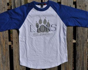 Kid's Team Baseball T-shirt