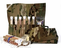 Deployment Gift Set |Multicam | Military Gift | Army Deployment | Care Package | Personalized Gift | Soldier Gift | Meal Improvement Kit