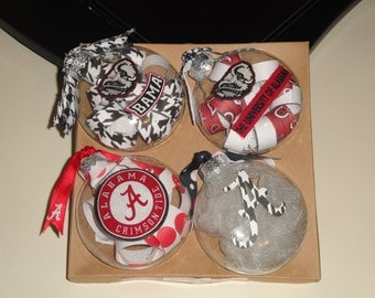 ALABAMA BAMA ORNAMENT