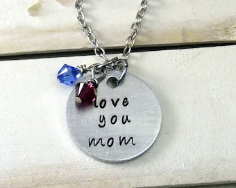 Mother's Day Necklace, Mother's Day Gift, Gift for Mom
