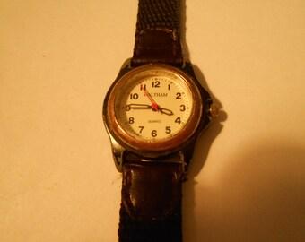 vintage ladies waltham watch