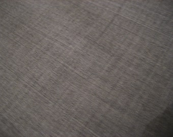 """1 3/4 Yds @ 58"""" wide gray wool suiting light weight."""