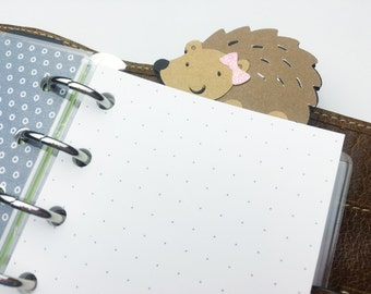 Printed Pocket Size Dot Paper