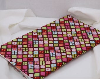 OOAK #724 - 1 yard - Diamonds and Squares Fabric