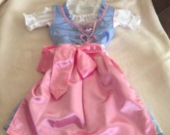Kids Dirndl Dress