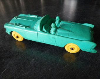 Auburn Imperial Convertible...Rubber Toy Car