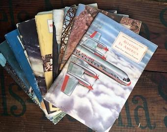 Science Service  Books, Science Program Booklets