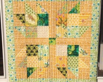 Bearclaw Baby Quilt/Wall Hanging