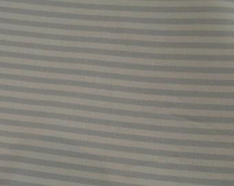 Powder Blue Stripe Fabric
