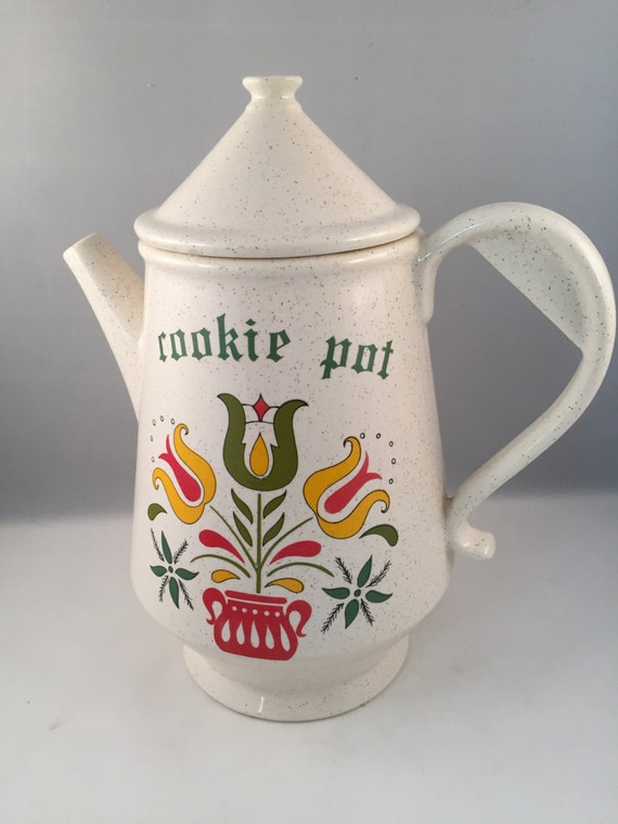 Mccoy Cookie Pot Cookie Jar Made In Usa