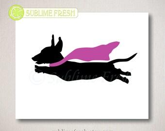 """Shop """"weiner dog"""" in Art & Collectibles"""