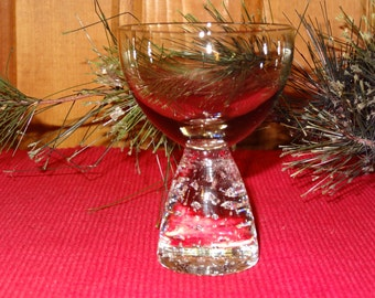 Set of 6 Cordials / Barware / Cognac Glasses