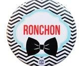 Pocket mirror 3 Inches - Ronchon - DC