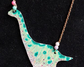 Necklace Brachiosaurus