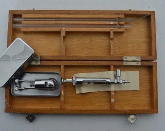 Sedimeter 1940s - Old medical instruments