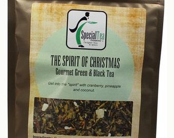The Spirit Of Christmas, Green Tea, 20 Tea Bags