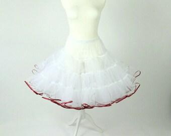 Petticoats for rockabilly...petticoat dresses in 32 colors