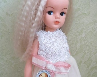 Sindy Doll Dress OOAK