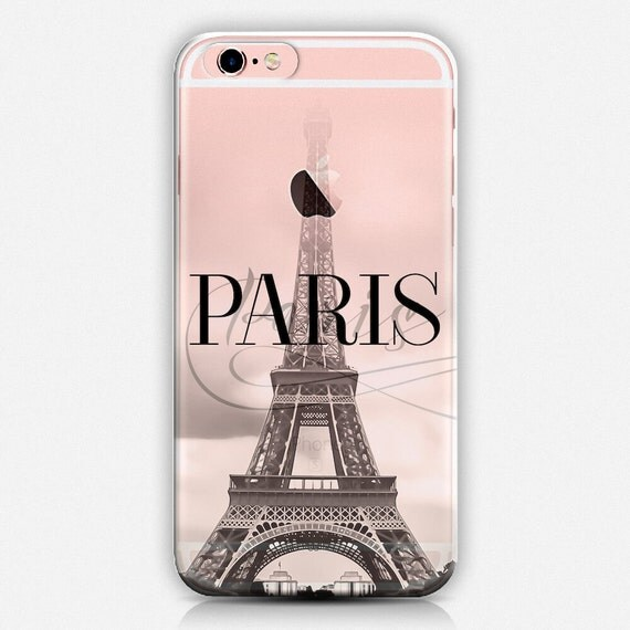paris transparent phone case eiffel tower by noondaybytracey. Black Bedroom Furniture Sets. Home Design Ideas