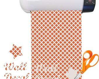 Diamond Adhesive Fabric Sheets (Select Design)