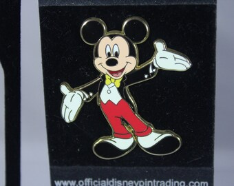 Mickey Mouse Disney Music Conductor Pin