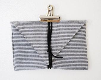SALE/// Envelope Accessory Pouch