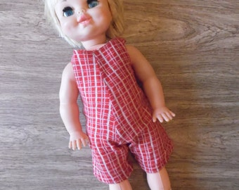 Baby Know It All, Doll,Remco Doll, Baby Doll, Babydoll, Vintage Baby Doll, Dolls Vintage, Remco, Baby Doll Clothes,Vintage Toys,Vintage Baby