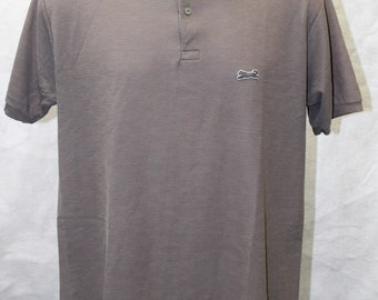 Vintage 1980's Le Tigre Men's Polo Shirt ~ Size Large ~ Free Shipping!