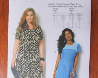 Butterick Dress Sewing Pattern 6033