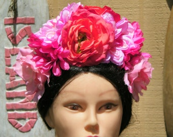 Mexican Frida Kahlo Hairpiece