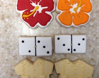 Caribbean Sugar Cookies