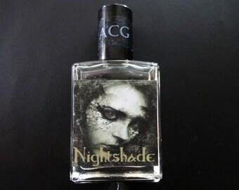 Nightshade Perfume Spray  1/2 oz. - Pretty Poisons Perfumes