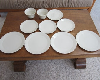 Melmac Boat Dishes and Bowls