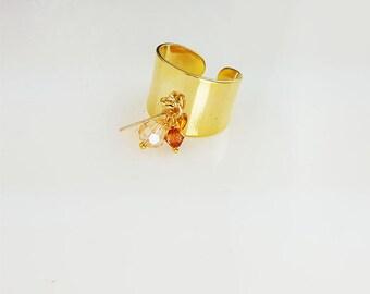 Handmade Trendy Fashion Ring.