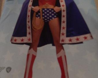 Wonder Woman Inspired Costume