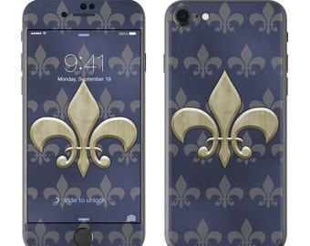 Fleur De Lis by FP - iPhone 7/7 Plus Skin - Sticker Decal