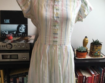Vintage Perfect Spring / Summer Dress