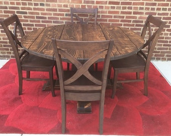 Dining Chairs, Wood Chairs, Kitchen Chairs, Farmhouse Chairs, Painted Chairs, Distressed Chairs, Chairs